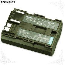 Pisen Camcorder Battery Canon BP-511A BP514 Canon DM-MV100X ZR70MC FV2 Battery - $42.80