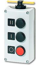 NIB SIEMENS 3SB3 PILOT LIGHT W/ CONC RINGS GREE... - $14.85