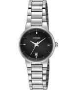 Citizen EU6010-53E Quartz Stainless Steel Watch Case NEW IN BOX w/ Warranty - £67.36 GBP