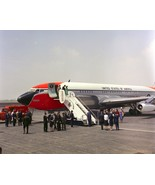 President John F. Kennedy departs Air Force One in Mexico 1962 - New 8x1... - $8.81