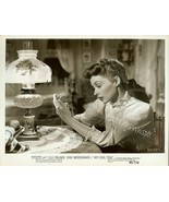 RARE Lilli PALMER My GIRL TISA Beautiful Profile Original 1948 Movie Photo - $19.99