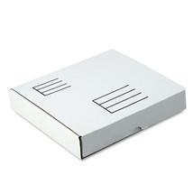 Quality Park Die-Cut Fiberboard Ring Binder Mailer w/1 Binder Cap, White - $5.84