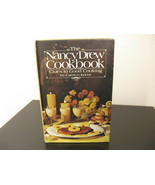 NANCY DREW COOKBOOK HC 1973 CLUES TO GOOD COOKING by CAROLYN KEENE - $36.00