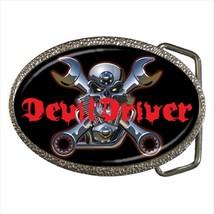 DevilDriver Belt Buckle - $19.95