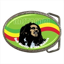 Rasta Belt Buckle - $19.95