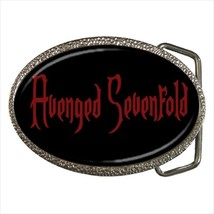 Avenged Sevenfold Belt Buckle - $19.95