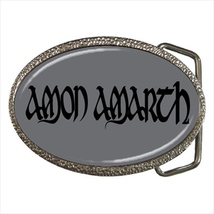 Amon Amarth Belt Buckle - $19.95