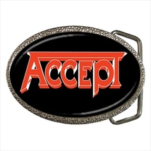 Accept Belt Buckle - $19.95