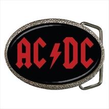 AC/DC Belt Buckle - $19.95