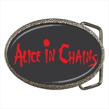 Alice In Chains Belt Buckle - $19.95