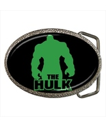 The Hulk Belt Buckle - $19.95