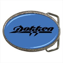 Dokken Belt Buckle - $19.95