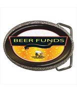 Beer Funds Belt Buckle - $19.95