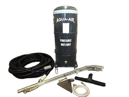 Portable Yacht Detailing Wet/Dry Central Vacuum Unit Kit - $2,546.75