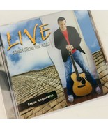 Steve Angrisano LIVE Songs From The Road CD Bonus Track Blessing Song Re... - $37.61