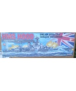 Lindberg HMS Hood British Battleship 1/400 scale - $41.99