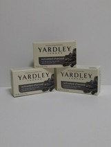 Yardley activated Charcoal Soap Bundle - $12.56