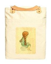 Vietsbay Kids Vintage Color 12 Leather Straps Printed Canvas Backpack WA... - £18.98 GBP