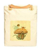 Vietsbay Kids Vintage Color 13 Leather Straps Printed Canvas Backpack WA... - £18.98 GBP