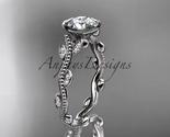 Um  diamond wedding ring  diamond engagement ring  forever brilliant moissanite  1 thumb155 crop