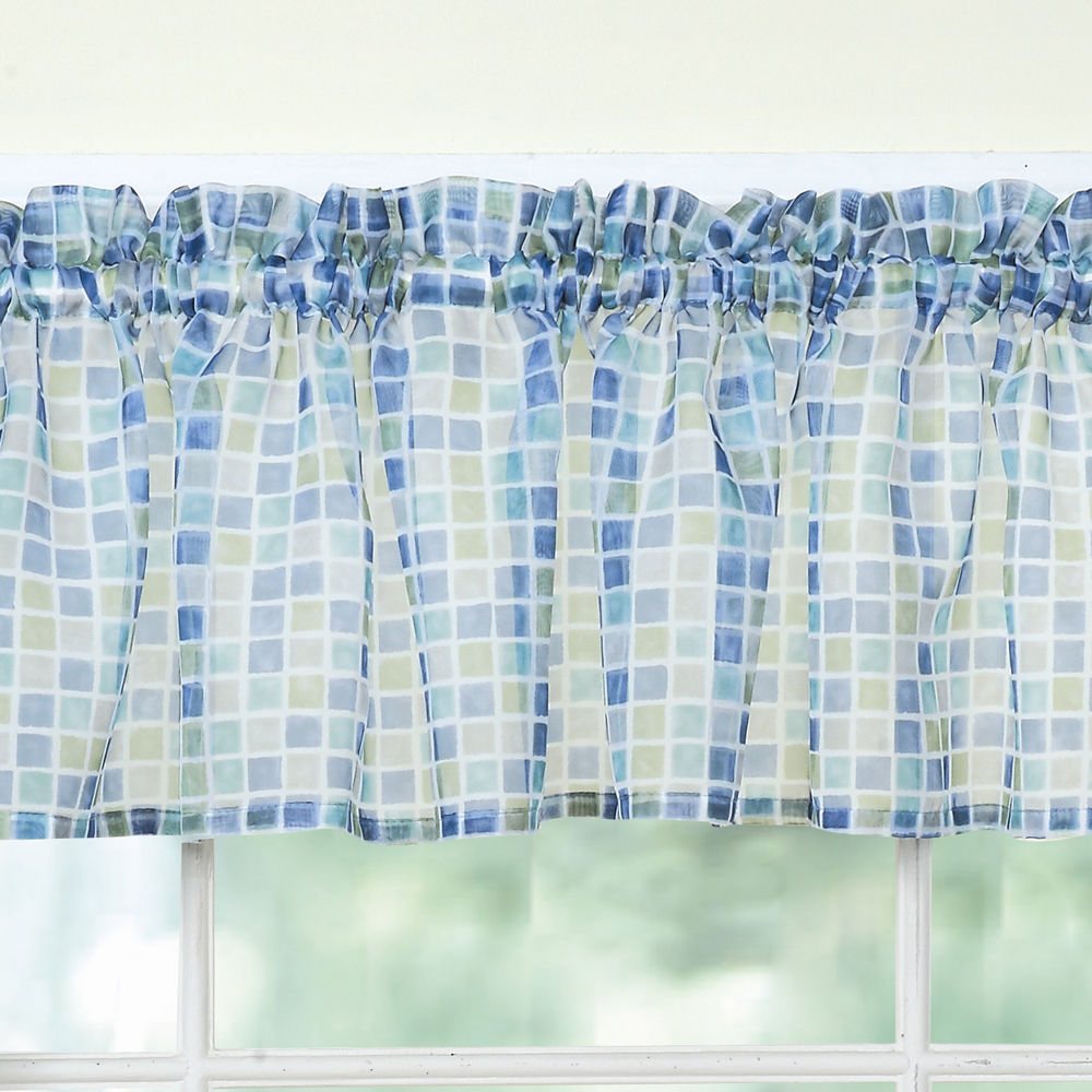 Blue And Green Kitchen Curtains 28 Images Blue Orange And Green Curtains Page Home Design