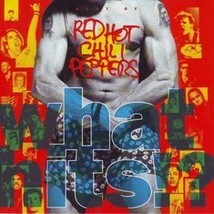 RED HOT CHILI PEPPERS - What Hits!? CD  - $4.99