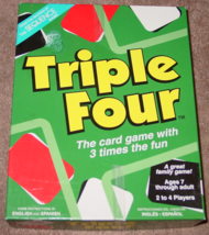 TRIPLE FOUR CARD GAME 2003 JAX COMPLETE EXCELLENT  - $20.00