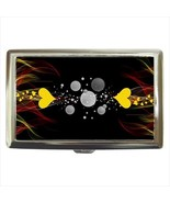 Abstract Cigarette Credit Card Case - $19.95