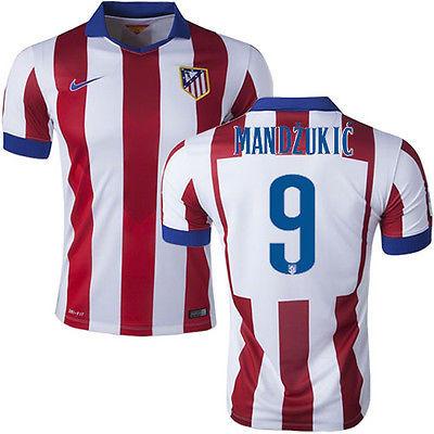 87663b805 Nike Mario Mandzukic Atletico Madrid Home and 50 similar items. 1