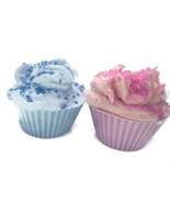 wholesale cupcake soaps, cupcake soap, soap, bath and beauty, normas bath and bo - $125.00
