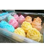 wholesale cupcake soaps, bath and body, cupcake soap, kids soaps, handma... - $50.00