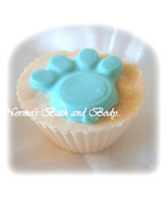 Pet paw cupcake soap f3e21cbc thumbtall