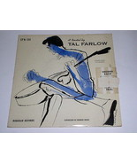 Tal Farlow A Recital By EP Phonograph Record Norgren Label With Cardboar... - $119.99
