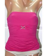 NEW Michael Kors Radi-Pink Underwire Swimwear Bandini Top XS MM40278B - $18.55