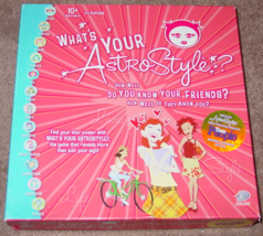 Whats Your Astrostyle 2005 Upper Deck Complete Excellent - $15.00