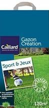 Caillard PFSC19804 Graines de Gazon Sport et Jeux 5 kg 200 m² - $84.99