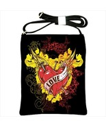 Love Is A Drug Custom Shoulder Sling Bag - $24.99