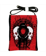 Skulls Custom Shoulder Sling Bag - $24.99