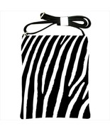 Zebra Custom Shoulder Sling Bag - $24.99
