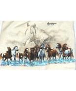 Assateague Island Horses Ponies Tote Bag - $10.99