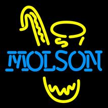 Molson Saxophone Neon Sign - $699.00