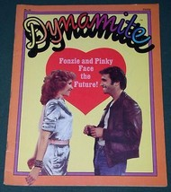 HAPPY DAYS DYNAMITE MAGAZINE VINTAGE 1977 THE FONZ - $29.99