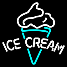 Ice Cream Neon Sign - $699.00