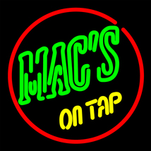 Macs On Tap Neon Sign - $699.00