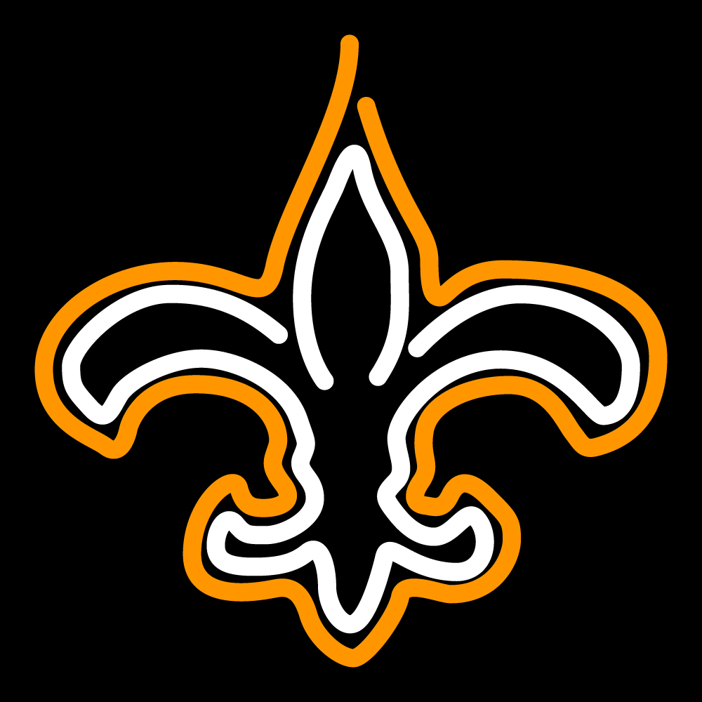 what does the new orleans saint symbol mean