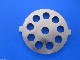 "Meat Grinder plate disc for new FGA KitchenAid Mixer Food Chopper 5/16"" holes - $8.86"