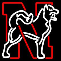 NCAA Northeastern Huskies Logo Neon Sign - $699.00