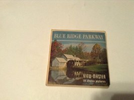 Blue Ridge Parkway Viewmaster Reels A855 [Cards] [Jan 01, 1957] VARIOUS - $17.03