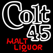 Colt 45 Malt Liquor Neon Sign - $699.00