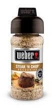 Weber Steak 'N Chop Seasoning - $8.86